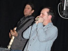 Peter Stojka harmonikár Modrý štvrtok v Trnave