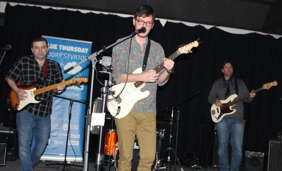 Andy Kelemen koncertoval v Trnave
