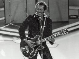 Zomrel gitarista a spevák Chuck Berry