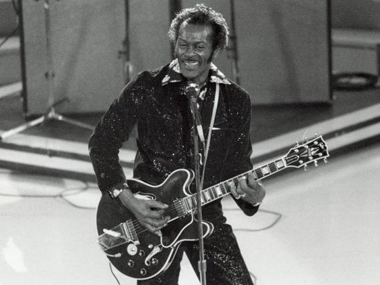 Zomrel legendárny Chuck Berry