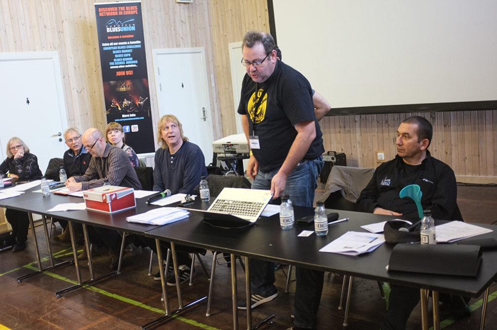 Na konferencii Európskej bluesovej únie bola asociácia SLOVAKBLUES, o. z.