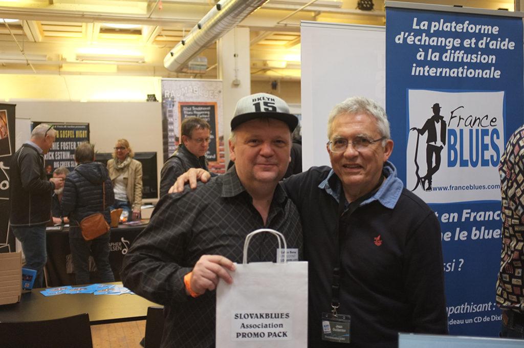 Združenie SLOVAKBLUES, o.z. na bluesovom veľtrhu v dánskom Horsens