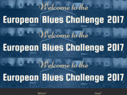 Európska súťaž bluesových skupín European Blues Challenge 2017 v Dánsku