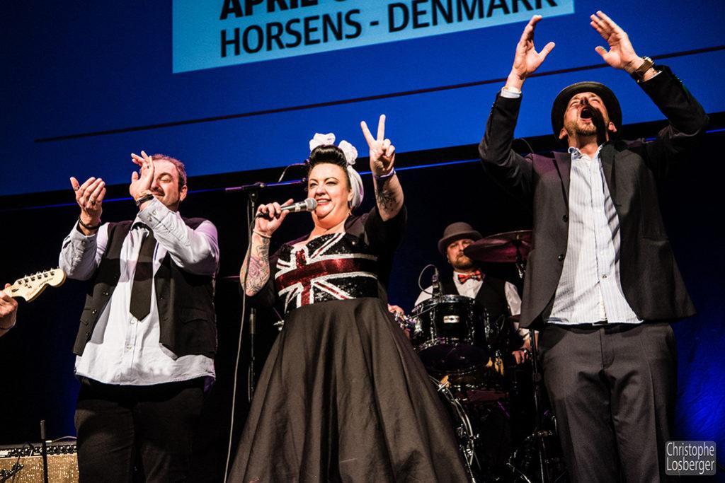 Slovensko bolo súčasťou európskej hudobnej súťaže v Dánsku