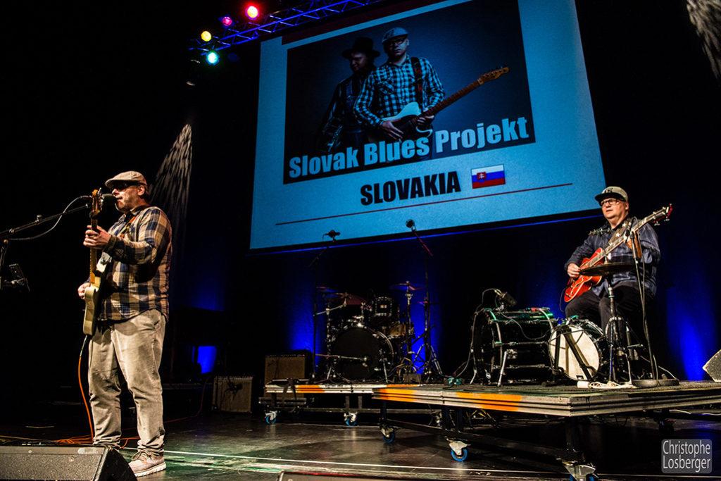 Slovak Blues Project na bluesovéj súťaži v Dánsku