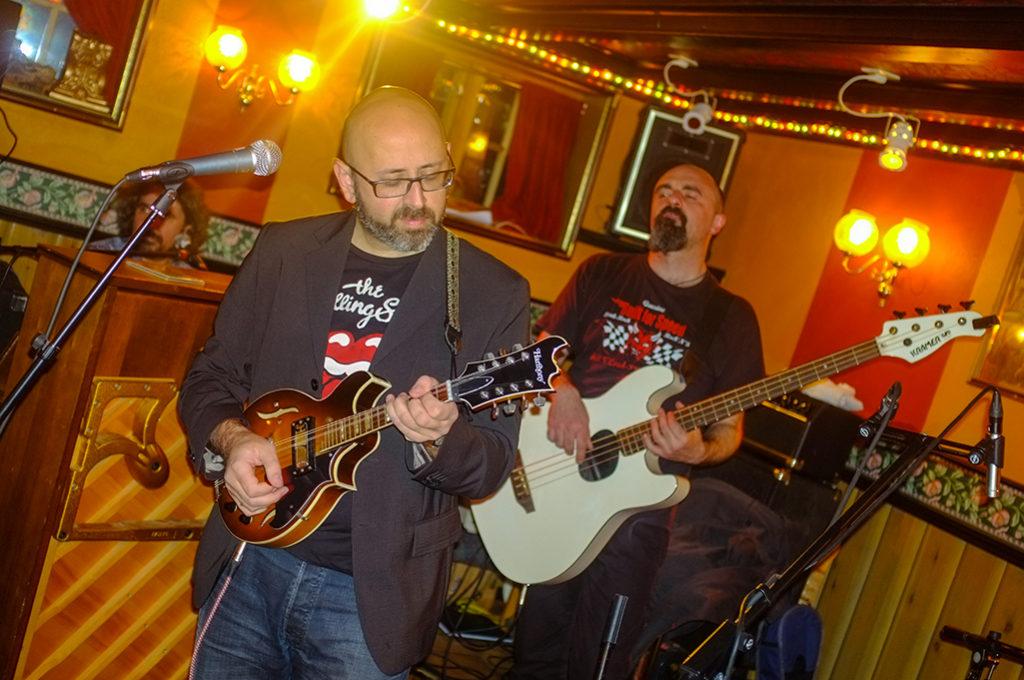 Fjellro Blues Festival 2017 v Nórsku