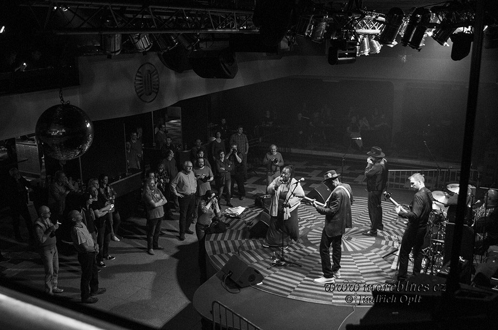 Mississippi Heat se představili v Lucerna Music Baru v Praze