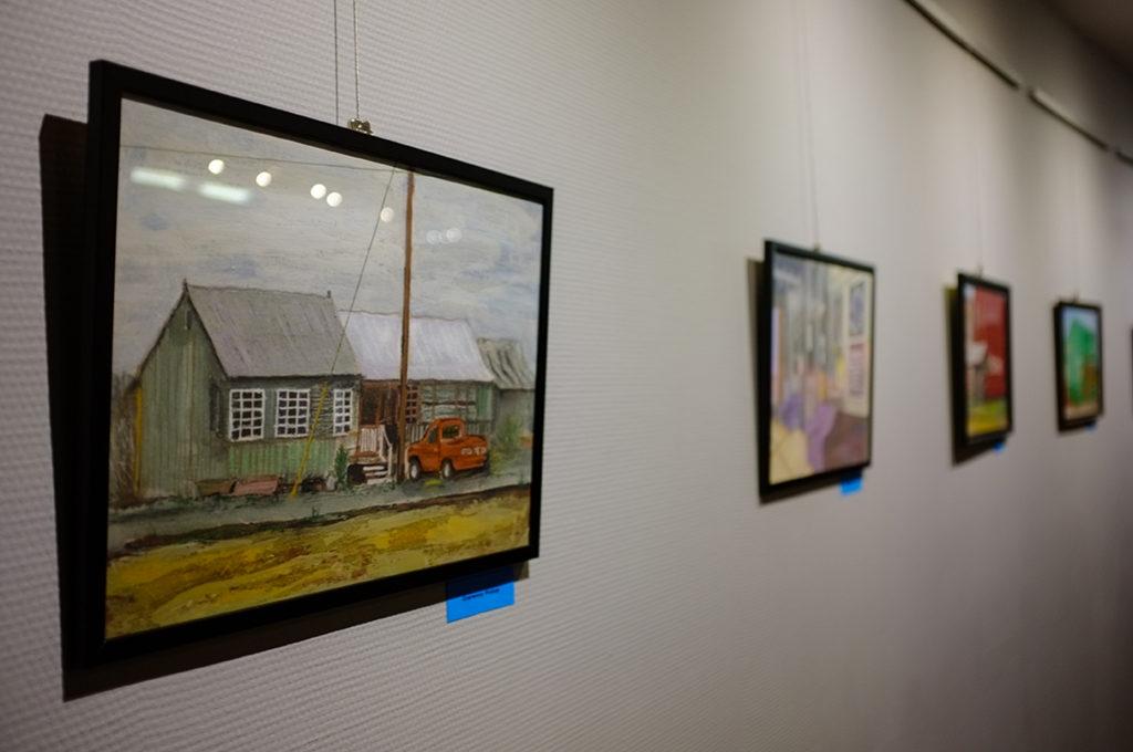 Výstava sa tešila obrovskému záujmu zo strany fanúšikov