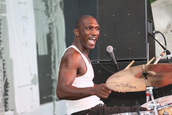 Cedric Burnside vystúpil v Skalici na Festivale Hudba v Meste