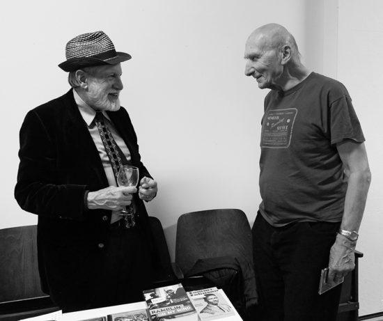 David Evans na českém turné 2017