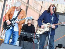 Kapelu Slovak Blues Project založil skalický bluesman Ľuboš Beňa v roku 2015