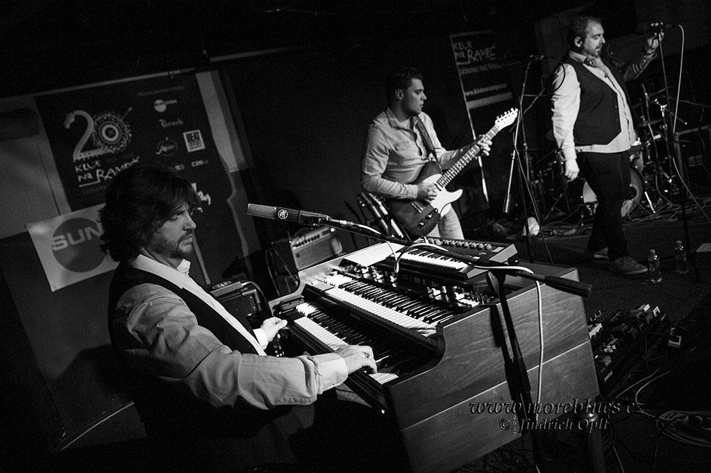 Belgičani The BluesBones v Jablonci nad Nisou zahráli skvěle