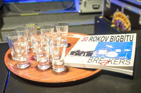Skupina The Breakers krtila knihu v Trnave