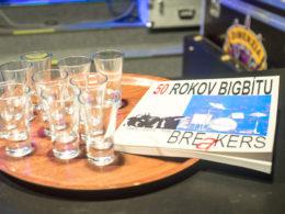 Skupina The Breakers koncert v Trnave a krst knihy 50 rokov bigbítu