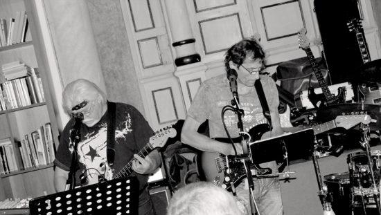 Bluesová Svokra na koncerte v trnavskej Synagóga Café