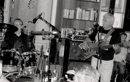 Bluesová svokra zahrala v Synagóga Café v Trnave