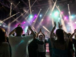 Koncert Prúdov a Electric Light Orchestra v Seredi
