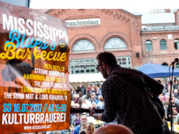 Festival Mississippi Blues and Barbecue 2017 Kesselhaus Maschinenhaus Kutlurbrauerei Berlin