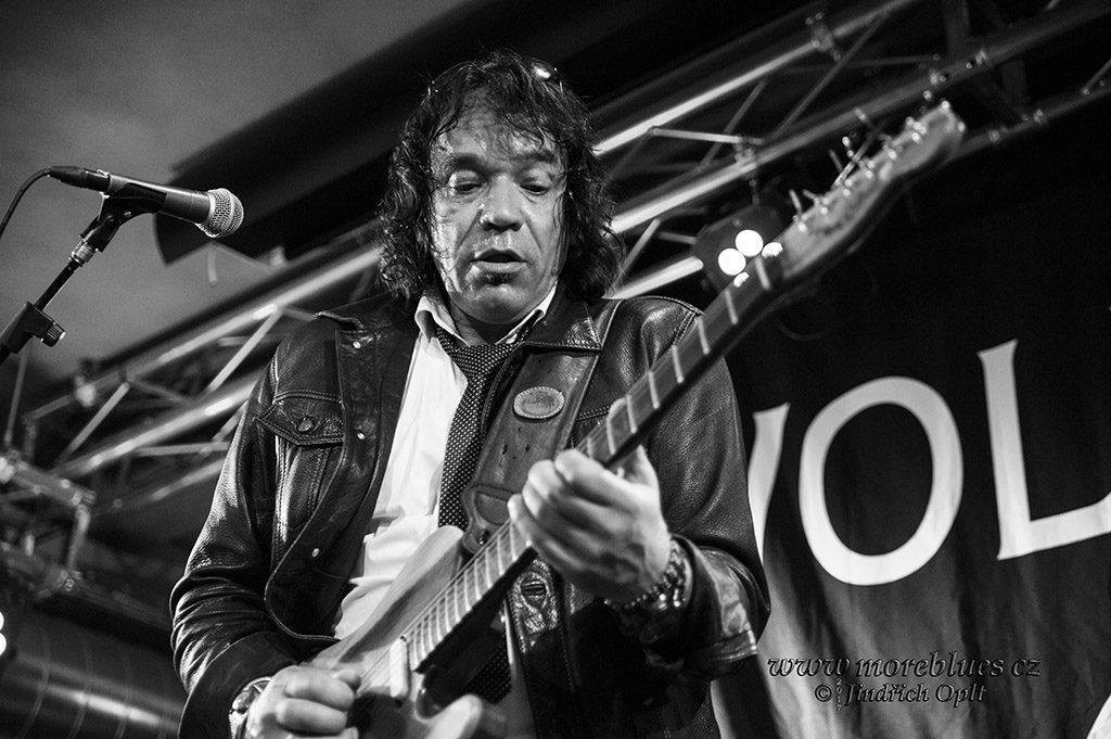 Wolf Mail, pětačtyřicátník narozený v Montrealu zahrál v Kolíne