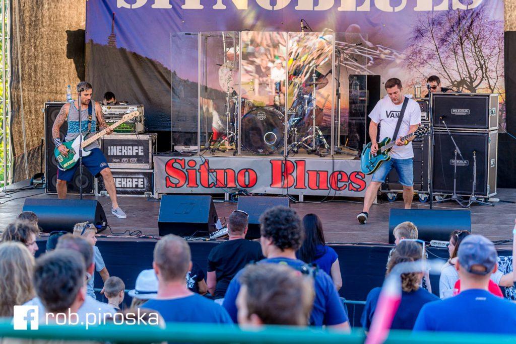 Festival Sitno Blues 2017 na Počúvadlianskom jazere ponúkol hudbu rôznych žánrov vrátane Blues
