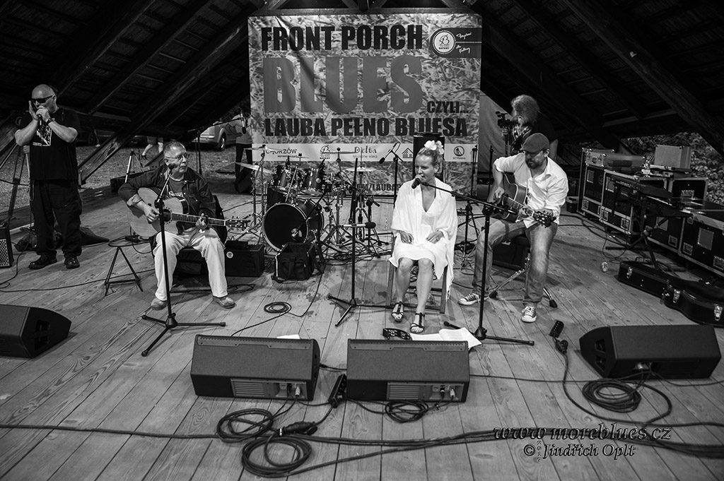 Dura & Blues Club na Front Porch Blues 2017