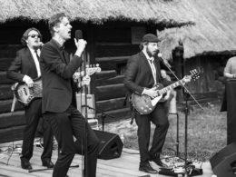 Medzinárodní bluesový festival Front Porch Blues czyli Lauba Pełno Bluesa 2017 Chorzów v Polsku