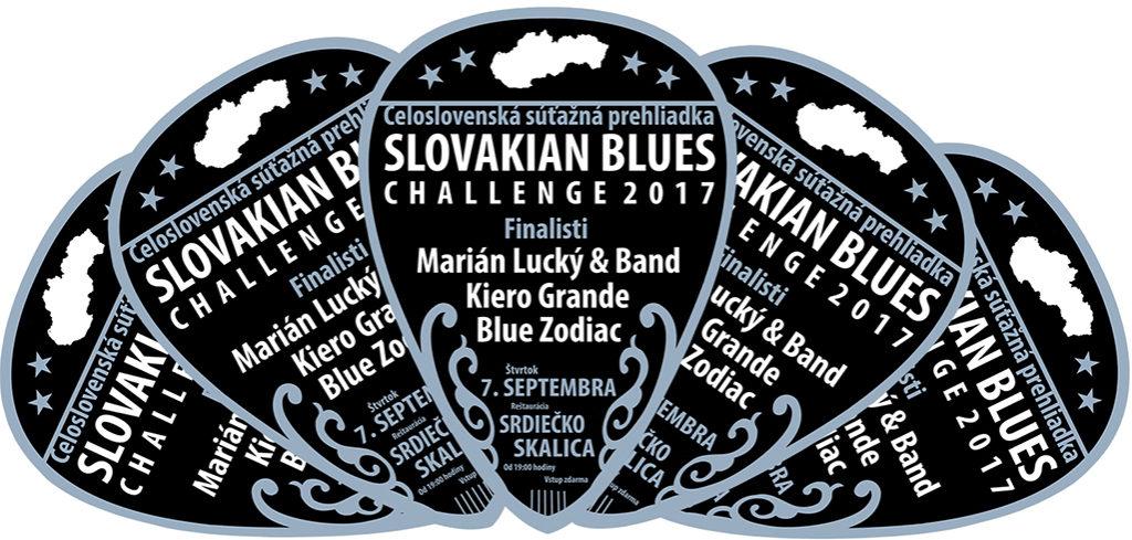 Celoslovenská súťaž bluesových kapiel v Skalici