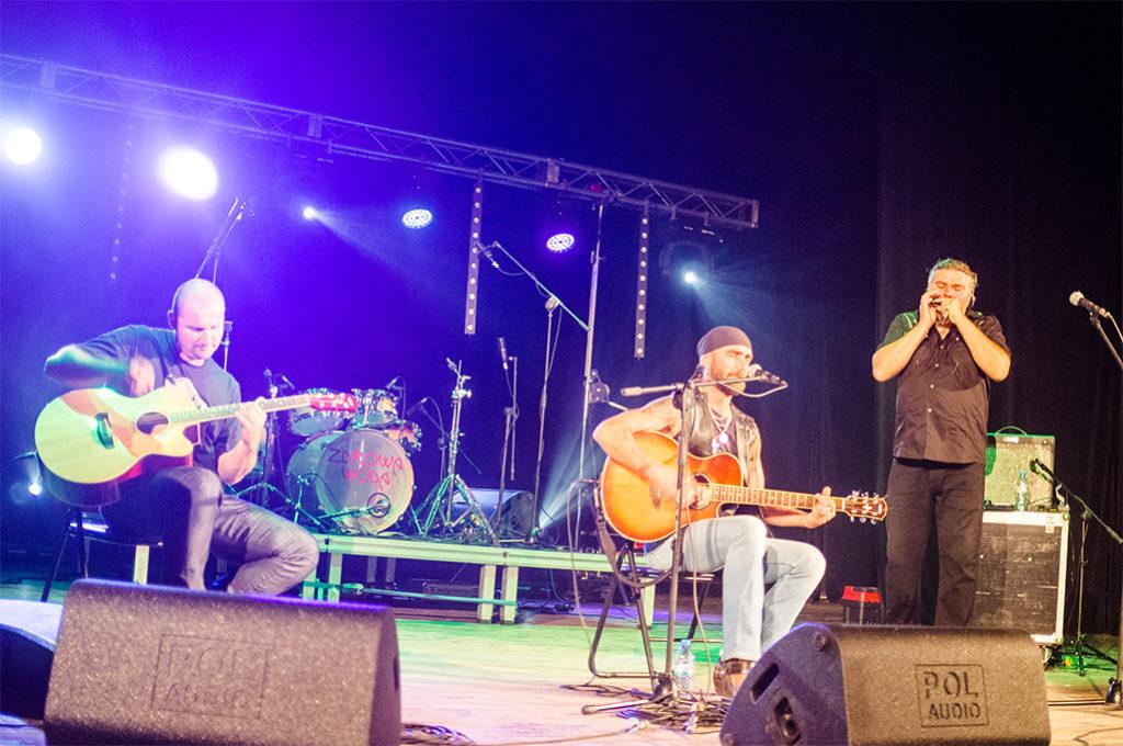V poľskom meste Ciechocinek sa konal medzinárodný blues rockový festival Blues Bez Barier 2017