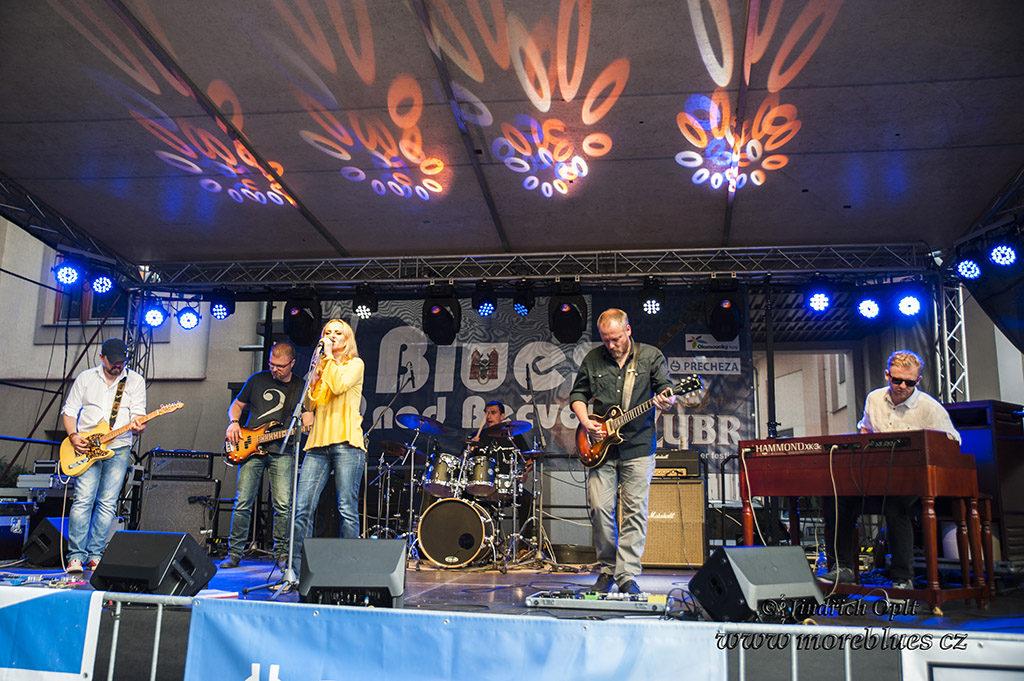 5. ročník festivalu Blues nad Bečvou 2017 v přerovském pivovaru Zubr