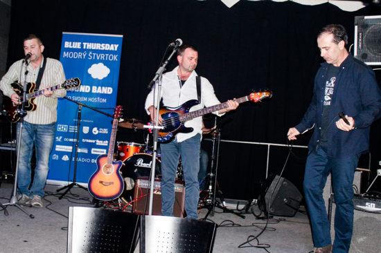 Barbora Černá zo Skalice v Trnave zahrala na Modrý štvrtok 2017
