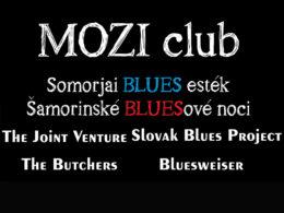 V Šamoríne sa predstavia štyri popredné kapely zo súčasnej slovenskej bluesovej scény