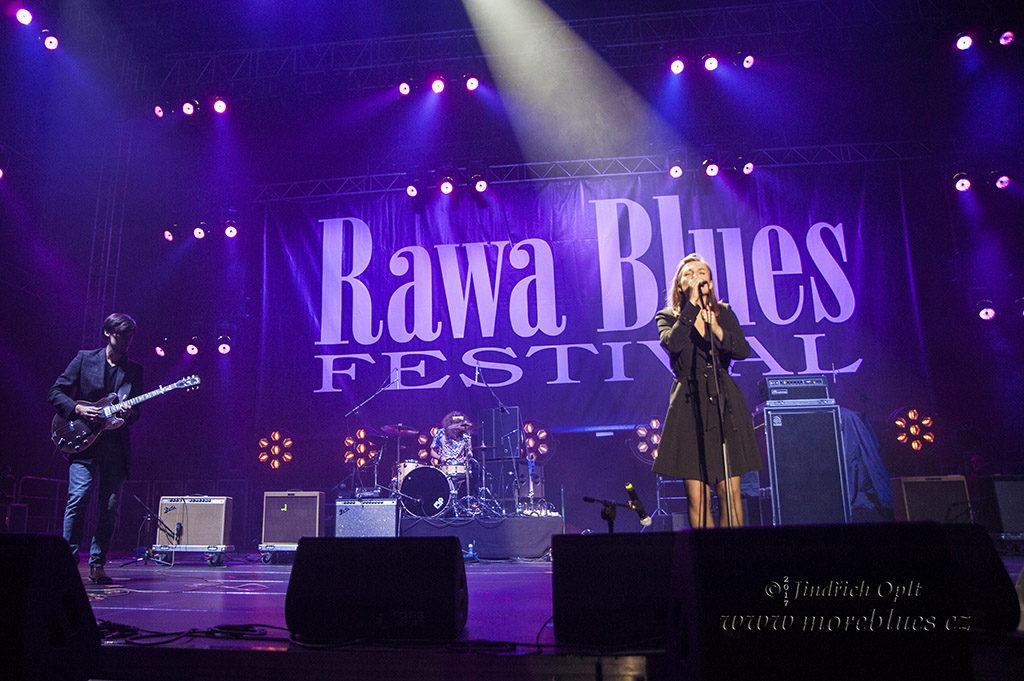 Festival Rawa Blues 2017 v polských Katovicích