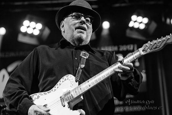 Mezinárodní Jazz & Blues Festival 2017 v Ústí nad Labem
