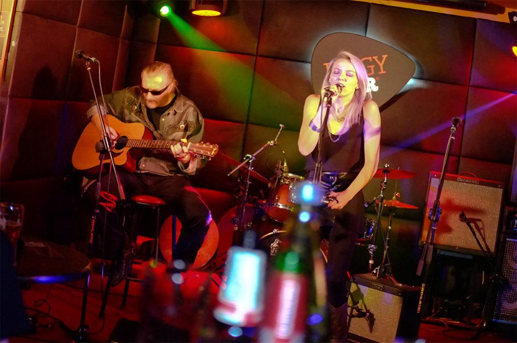 Chorvátske finále bluesovej súťaže v Záhrebe