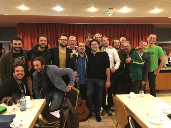 Celosvetové stretnutie hráčov na ústnu harmoniku World Harmonica Festival 2017 Trossingen