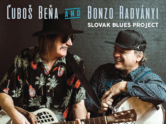 Recenzia: CD Beňa & Radványi: Slovak Blues Project