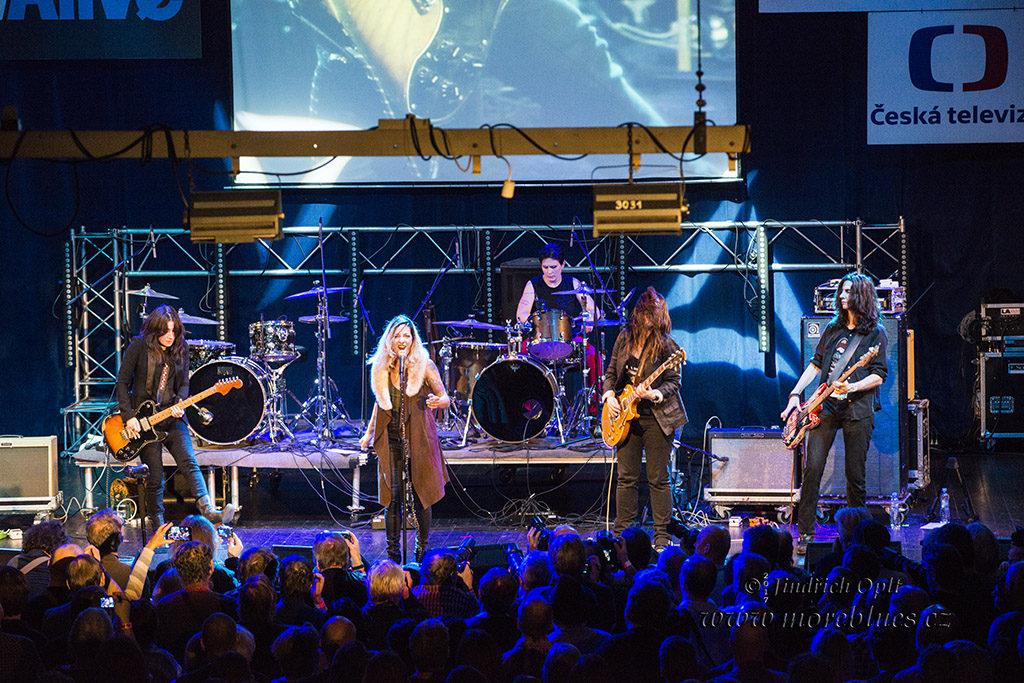 Fantastickej ročník Blues Alive 2017 a mimořádný hudební zážitek na festivalu BluesAlive 2017 v Šumperku