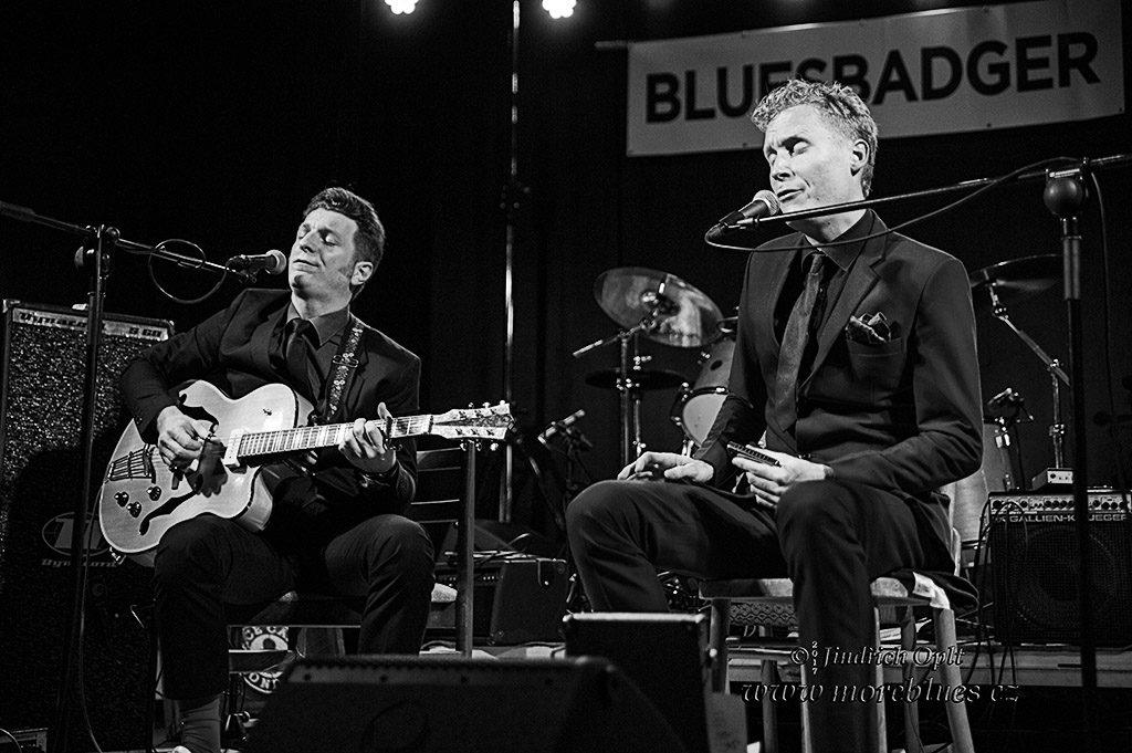 Raritní bluesový večírek Bluesbadger 2017 v Lázních Toušeň