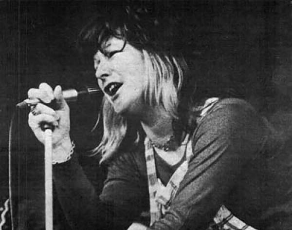 Výročí britské zpěvačky Maggie Bell Královny britského blues