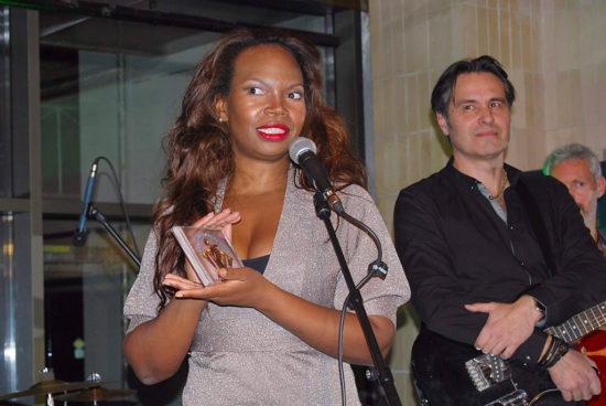 Jazz Blues Jamboree 2017 krst CD Bluesová spoločnosť NO. 13