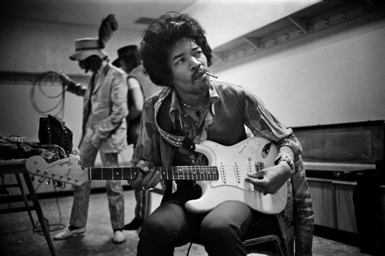 Vyšiel nový albumu Jimi Hendrix - Both Sides of the Sky