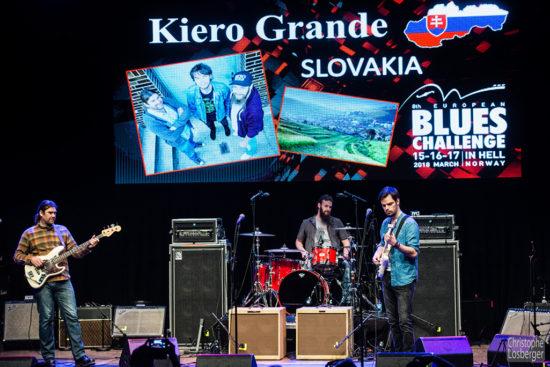 Rozhovor Andy Kelemen o európskej bluesovej súťaži v Nórsku