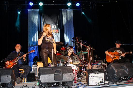 V sobotu 17. marca 2018 sa v DK Lúky v Bratislave uskutočnil XXVI. ročník Livin Blues 2018