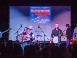 V piatok 23. marca sa konal v Trnave Malý Dobrofest 2018 Koncert pre Johna Dopyeru