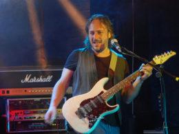 V klubě Česká 1 v Kutné Hoře hrála italská kapela Hungryheart na svém Melodic Rock Tour 2018