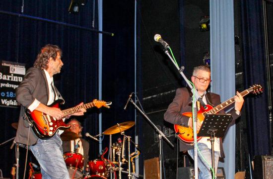 Koncert k 70. narodeninám Jozefa Barinu. 4 hodiny skvelej hudby a energický návrat v čase legendy slovenského rocku