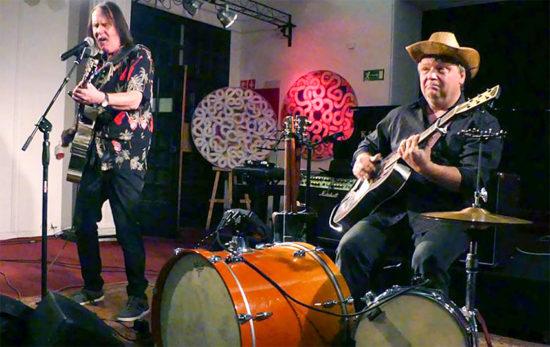 Slovenskí bluesmeni Ľuboš Beňa & Bonzo Radványi na koncertoch v Poľsku