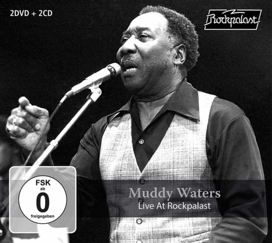 Spomienkové CD a DVD Muddy Waters Live At Rockpalast