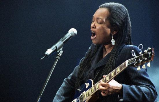 Umrela Deborah Coleman afroamerická speváčka gitaristka a rodáčka z Virginie