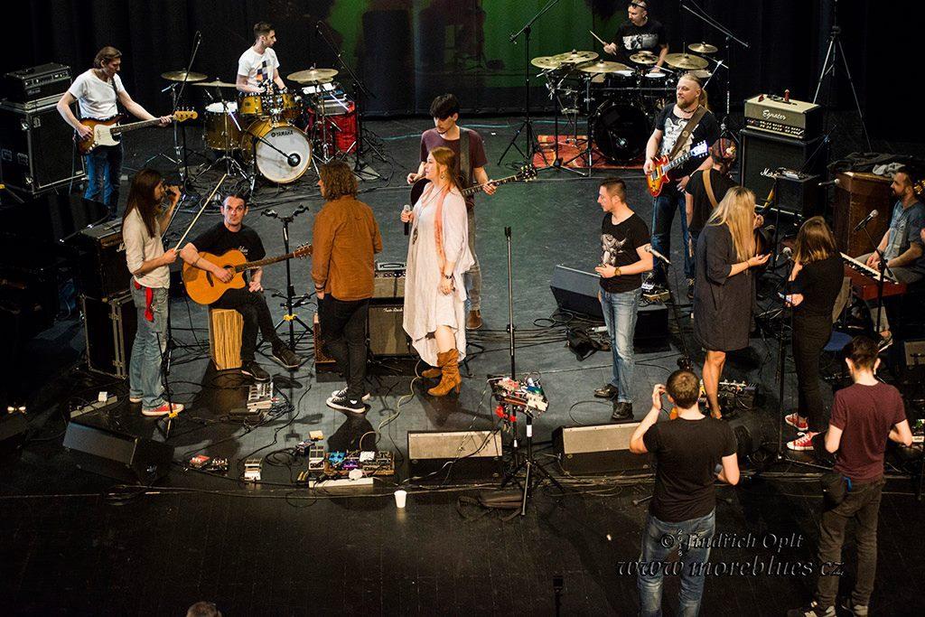 Festival Bluestracje 2018 v polském měste Chorzów
